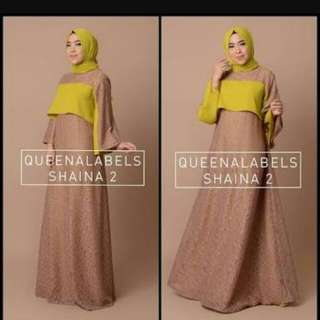 Dress/Gamis Queenalabels Shaina 2