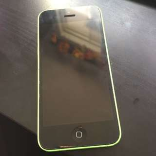 iPhone 5C 34GB Used 1 Year