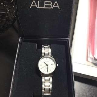 ALBA basic slim watch