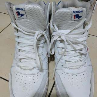 Reebok 高筒板鞋 復古 古著 球鞋