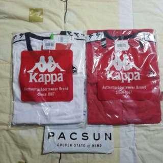 Kappa Shirts