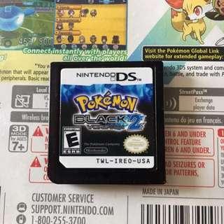 2 POKEMON Nintendo 3DS Games