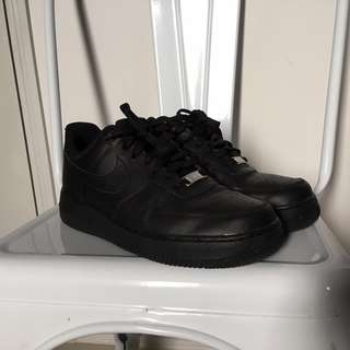 Nike Air Force 1 Black