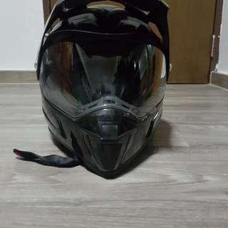 TRAX Helmet. SIZE XXL. 63-64cm