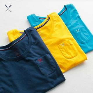 Regatta Yellow Tee