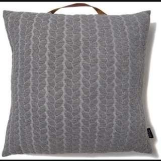 2x Grey Cushions