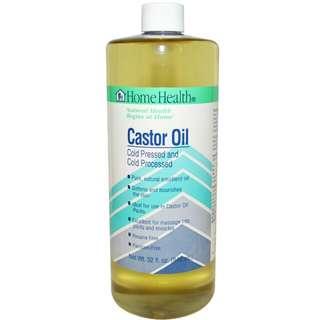 Home Health, Castor Oil, 946ml