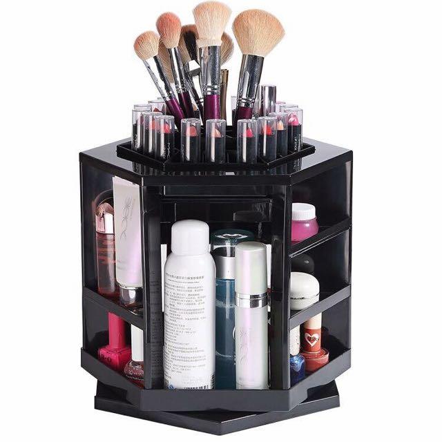 SALE !! 360 rotating makeup organizer