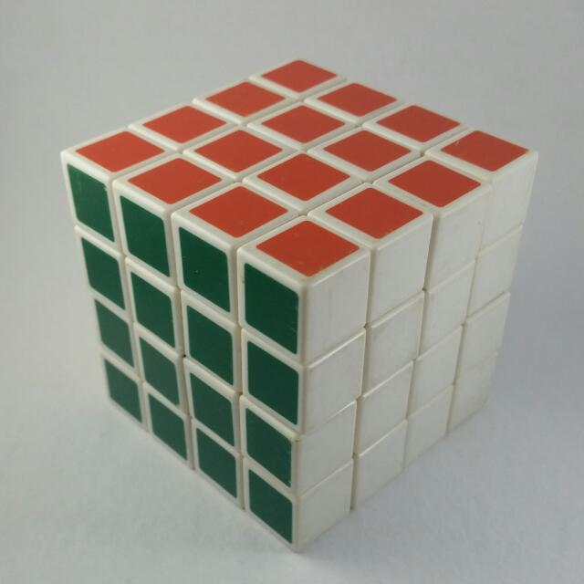 4×4 Rubick's Cube