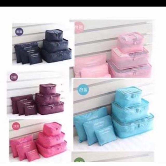 6in1 laundry bags mesh