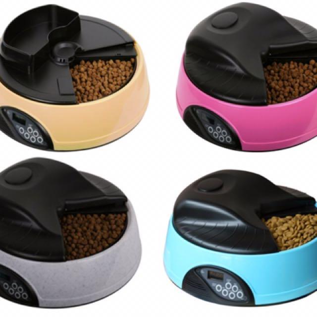 寵物自動餵食器