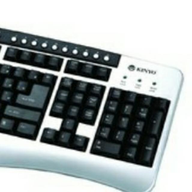 鍵盤 #6月免購物直接送
