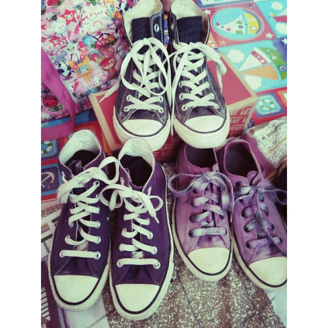 All Converse As Pack