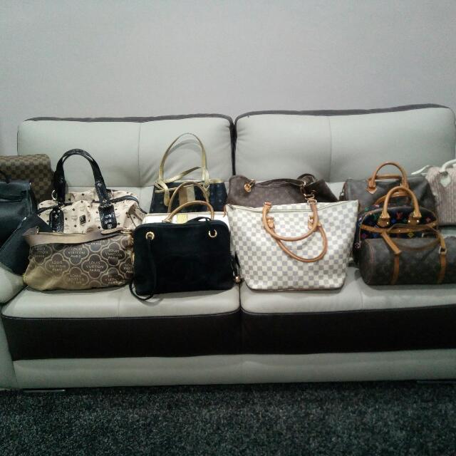 All Preloved Ori Bundle Handbag Sempenaraya Luxury Bags Wallets On Carou