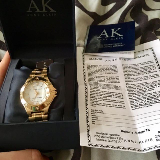 Anne Klein Watch BRAND NEW in Package!