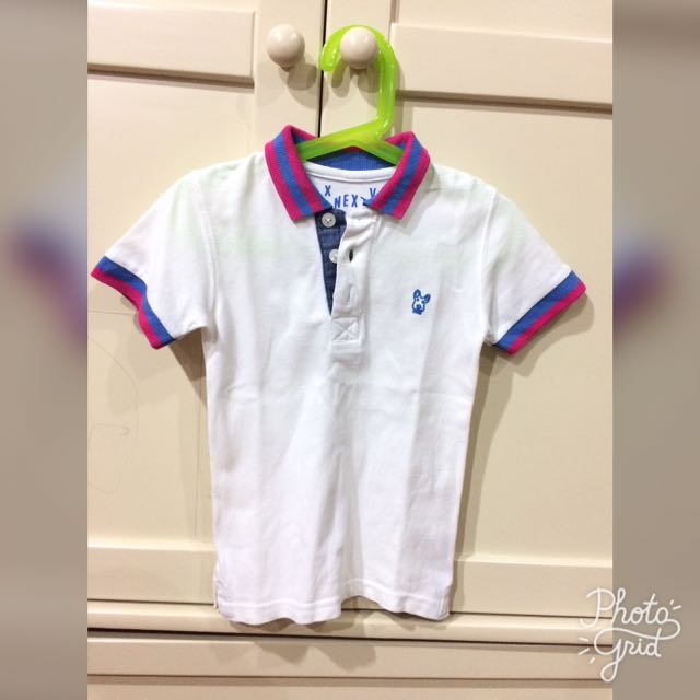 Authentic Branded Boys Polo Shirt NEXT
