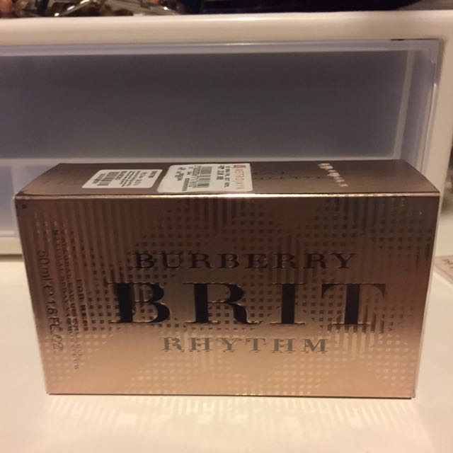 Authentic Burberry Brit Perfume