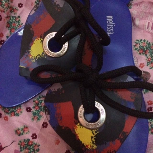 🌹RESERVED🌹Authentic Melissa Sandals Size 7