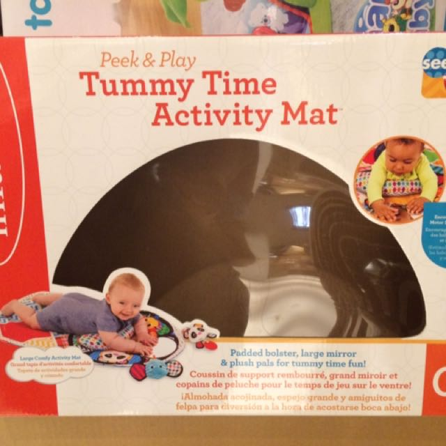 Baby Belly Time Set & Extra Set Is Included As Well