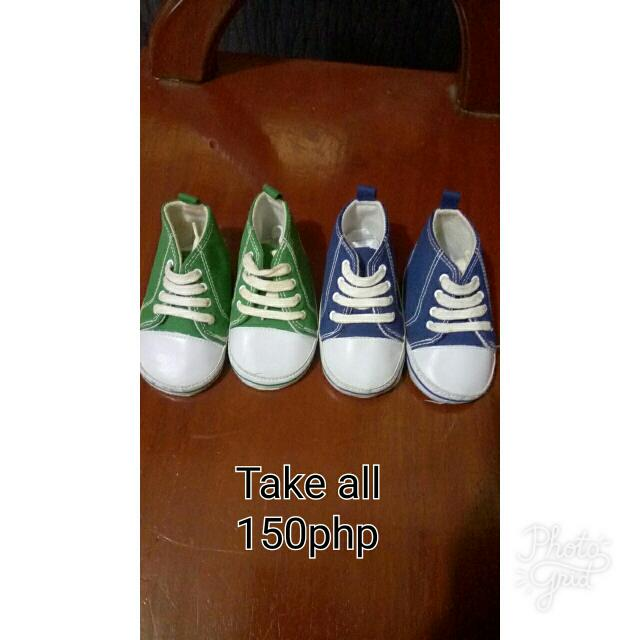 Baby's Soft Sole Shoes