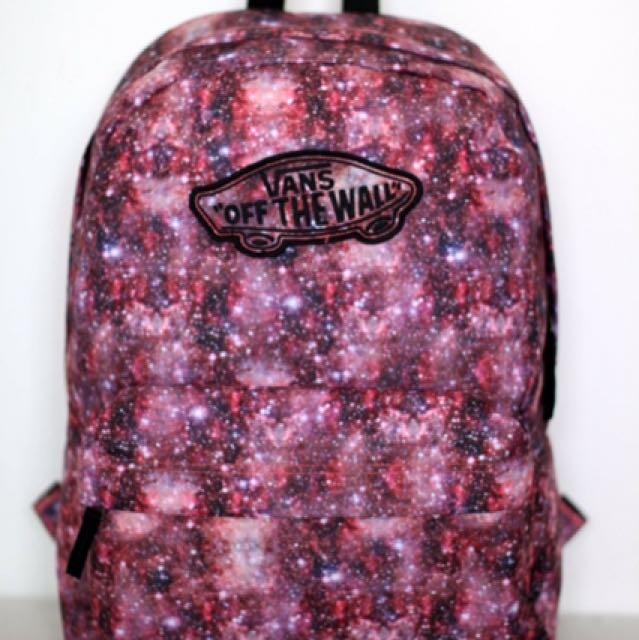 Backpack Vans Oldskool Original  - Tas Vans Original Termurah