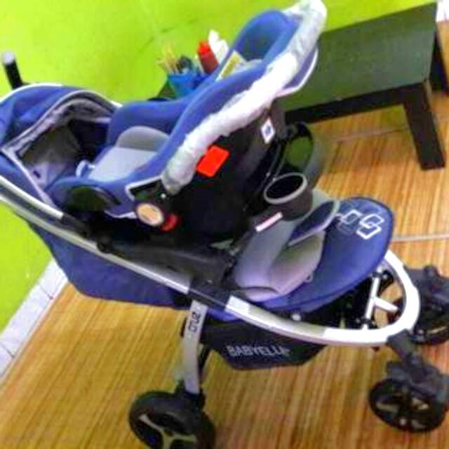 Barang Baru HARGA Second Stroller BABYELLE CRUZ