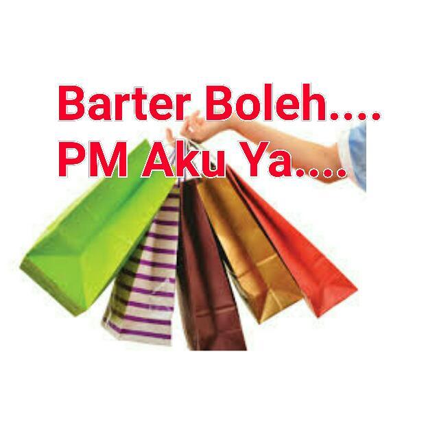 Barter Boleh...PM Aku Yaa...