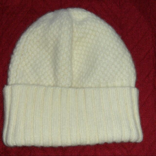 Beanie Hat, Knitted