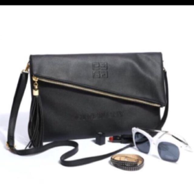 b509656b01e BN Givenchy Parfum Bag, Luxury, Bags   Wallets on Carousell