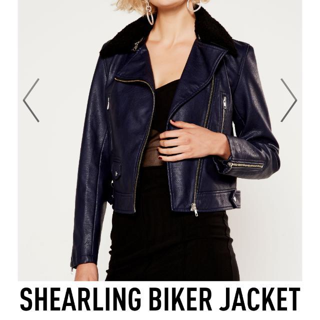 BNWT Biker Jacket From Glassons