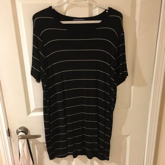 Brandy Melville Striped Dress