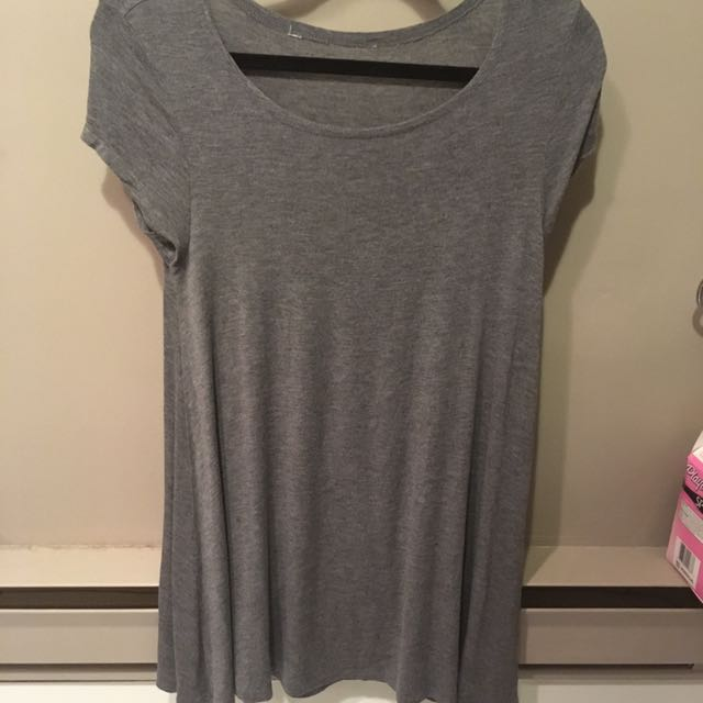 Brandy T-shirt Dress