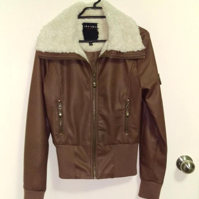 9e7c8128d Winter Jacket - Therapy Clothing