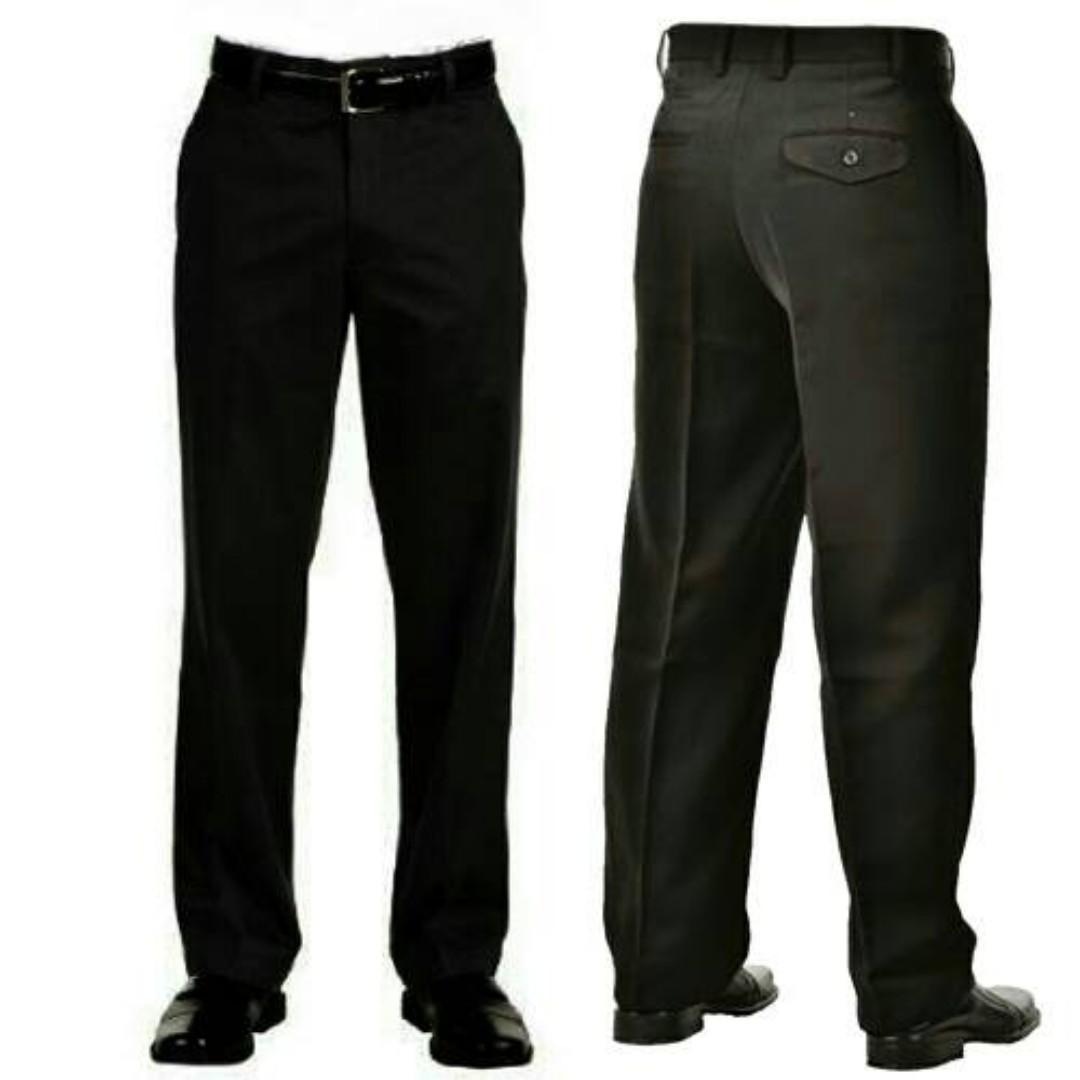 celana kerja | celana teflon | celana formal pria