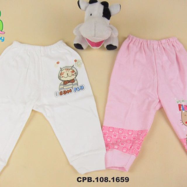 Celana Panjang Bayi Newborn Halus Merk Costly