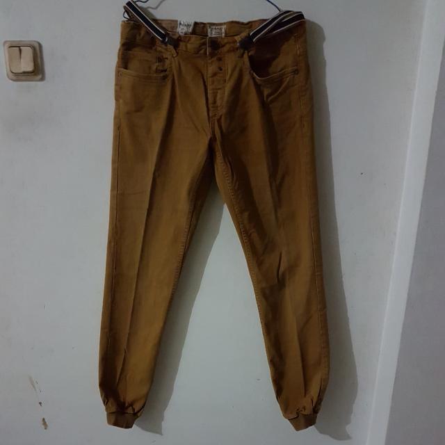 Celana PULL & BEAR 5 Pockets Ukuran 31