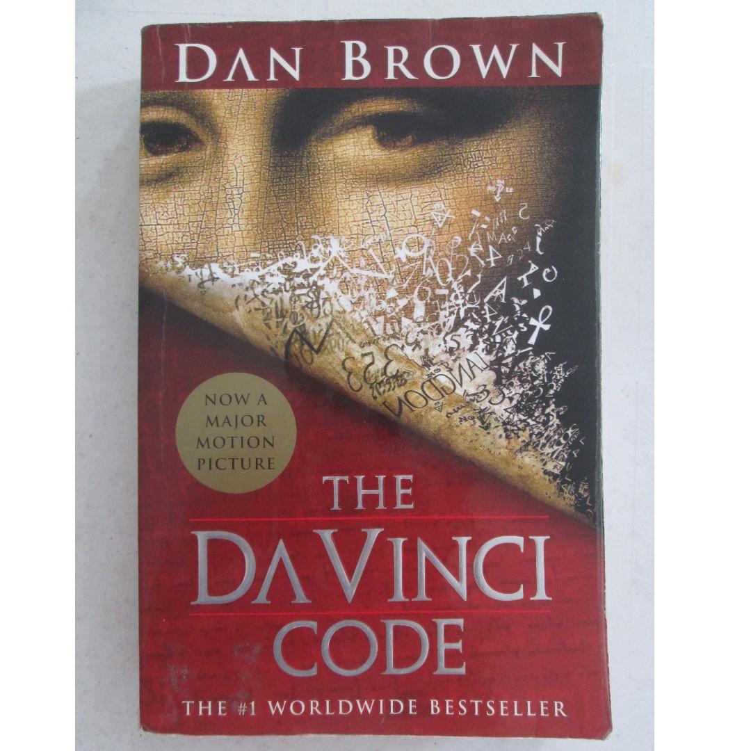 DAN BROWN, THE DAVINCI CODE