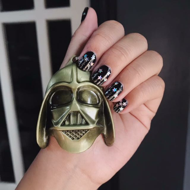 Darth Vader Keychain, Men\'s Fashion, Accessories on Carousell