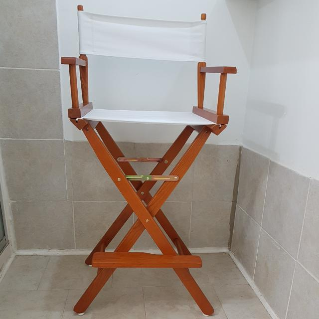 Director/ Makeup Artist Chair (Foldable)