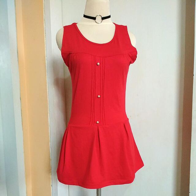 Dress Peplum