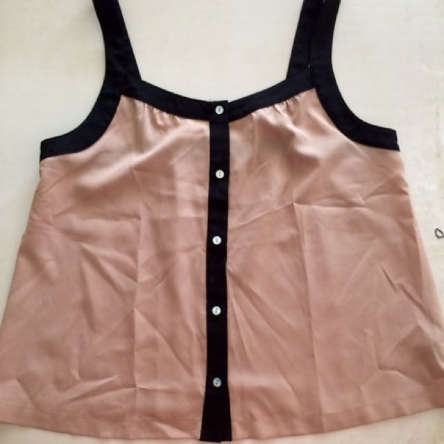 Forever21 Sleeveless Blouse