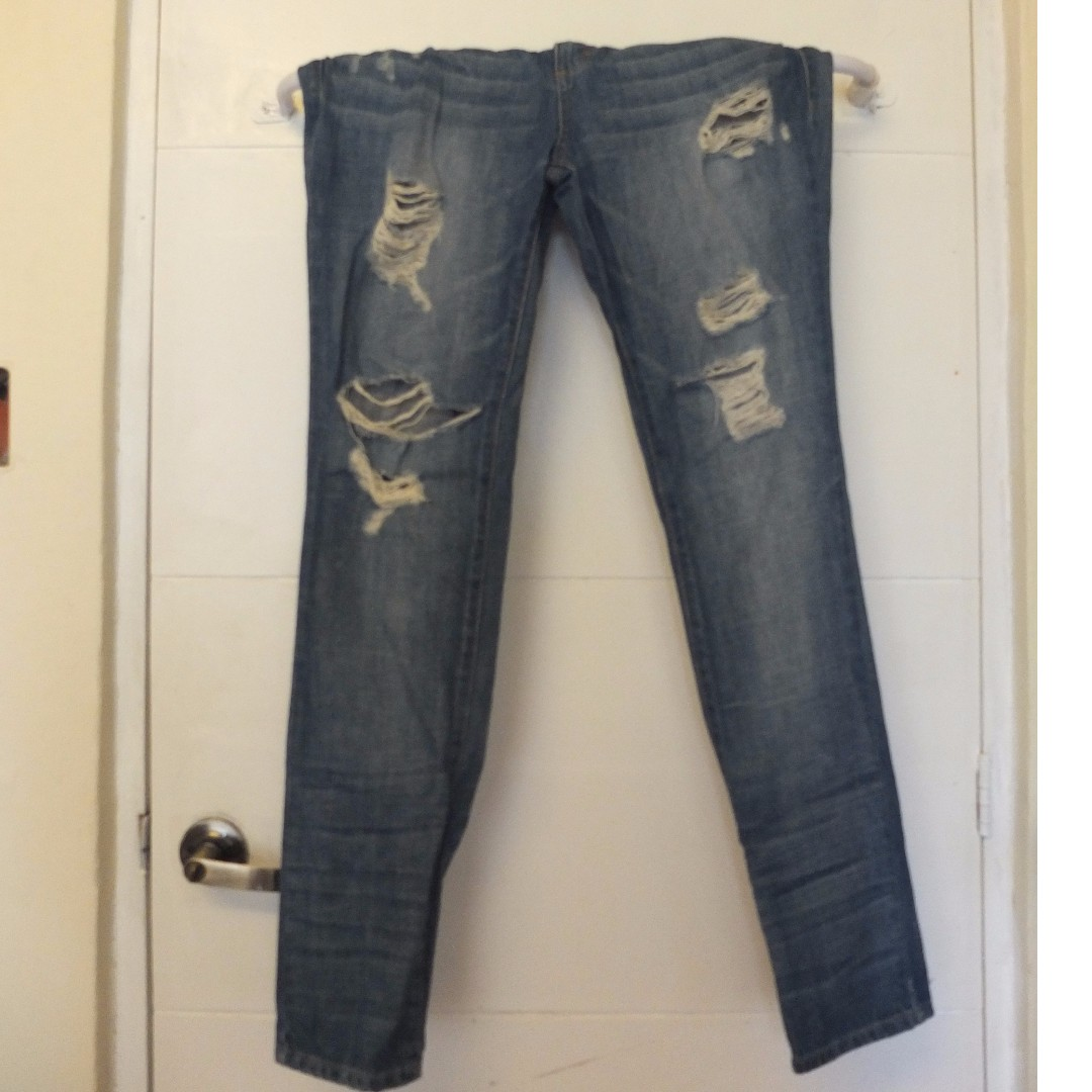 """Forever 21 Ripped Jeans """"REPOST"""""""
