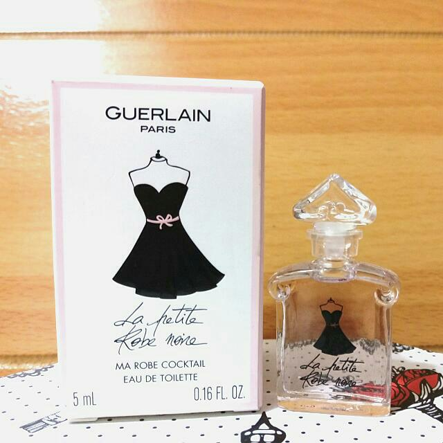 GUERLAIN 嬌蘭 小黑裙女性淡香水 香精 小香 5m