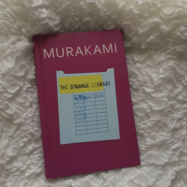 Harumi Murakami - Strange Library