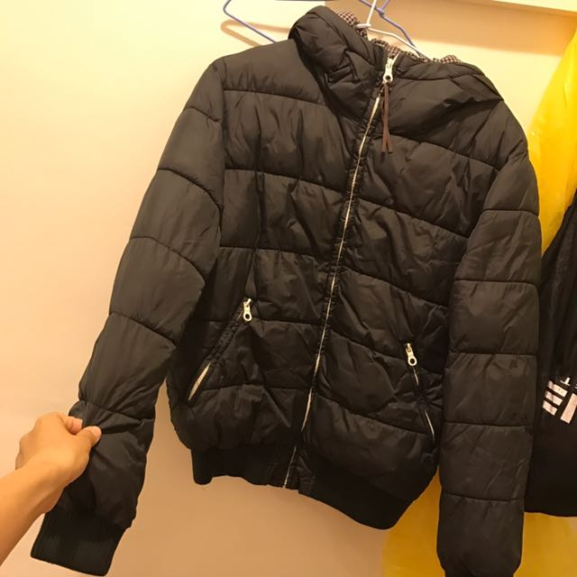 H&m羽絨外套