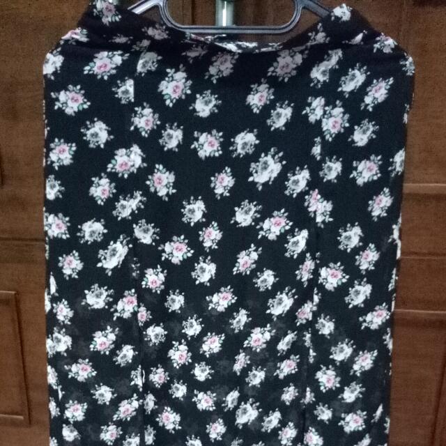 Hnm Flower Skirt