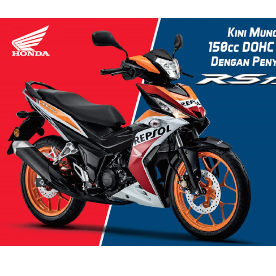 Ang Tsismis Din Na Narining Ko Ay Irerelease Honda Rs150 Sa Last Quarter Ng Taon To Nag Seseminar Daw Service Techs Para Motor