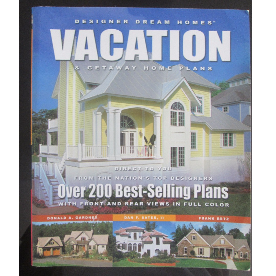 HOUSE PLANS BOOK