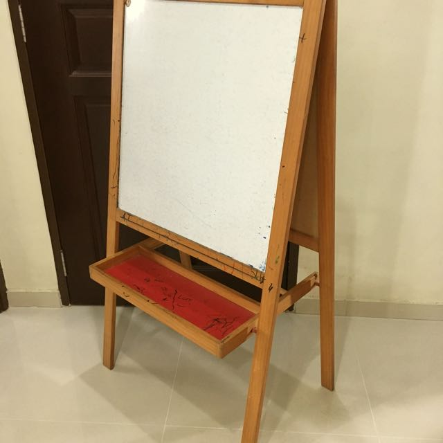 Ikea Mala Easel For Drawing And Writing Furniture Others On Carousell