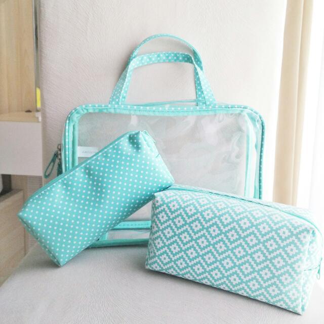 INFORMA | Travel Bag Set & Multi Pouch